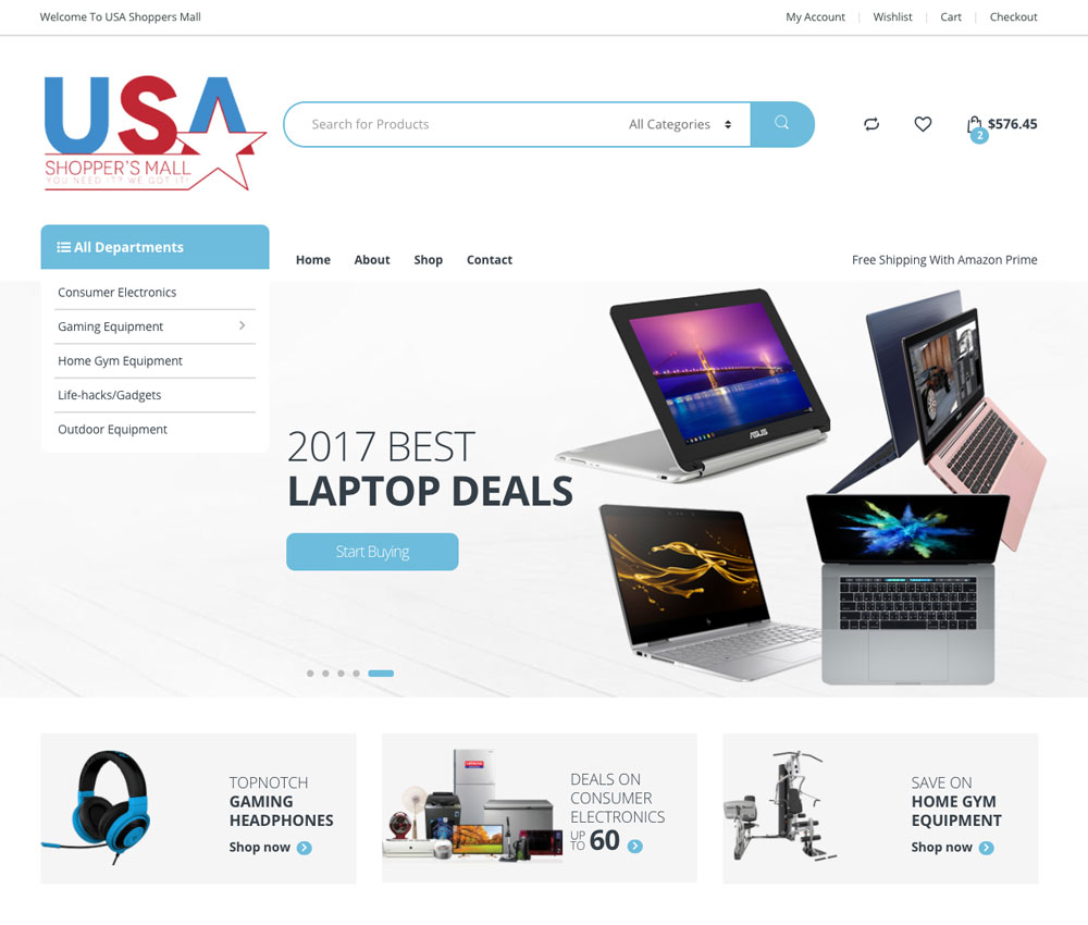 www.usashoppersmall.com